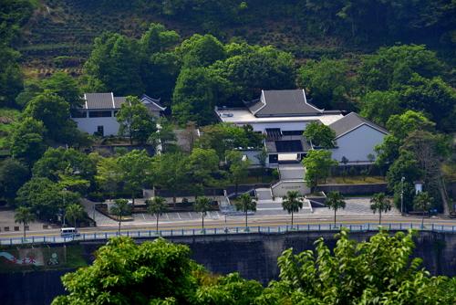 坪林茶業博館全景